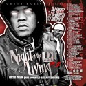 D-Block -  Night of The Living, Part 2 mixtape cover art