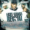 East Coast Revival mixtape cover art