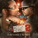 French Montana Vs. 2 Chainz 2 mixtape cover art