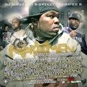 G-Unit Marxmen mixtape cover art