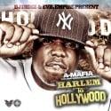 A-Mafia - Harlem To Hollywood mixtape cover art