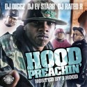 Hood Preachin' (Hosted By J Hood) mixtape cover art