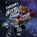King Jones - Going Global mixtape cover art
