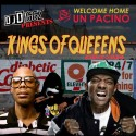 King Of Queens (Hosted By Cormega) mixtape cover art