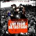 Live From Da Eastside mixtape cover art