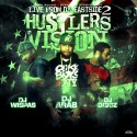 Live From Da Eastside 2 (Hustlers Vision) mixtape cover art