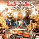 Live From Da Eastside 3D mixtape cover art