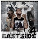 Live From Da Eastside 4 mixtape cover art