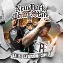 New York Crime State (Hosted By Troy Ave) mixtape cover art