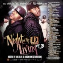 D-Block - Night Of The Living, Part 3 mixtape cover art
