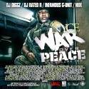 Nyce - War Over Peace mixtape cover art