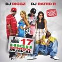Potent Product 17 (High School Musical) mixtape cover art