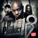 Potent Product 18 mixtape cover art