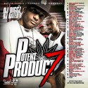Potent Product, Part 7 mixtape cover art