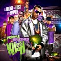 Purple Krushed Kush mixtape cover art