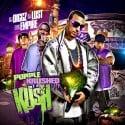 Purple Krushed Kush mixtape cover art
