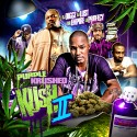 Purple Krushed Kush II mixtape cover art