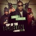 Soundtrap 3 (The Upper Echelon) mixtape cover art