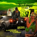Sour Skyz Over NY 7 (Hosted By Grafh) mixtape cover art