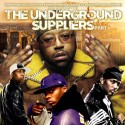 The Underground Suppliers mixtape cover art