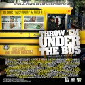 Throw 'Em Under The Bus mixtape cover art