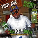 Troy Ave - The Key Mix mixtape cover art