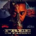 Un Pacino - Free Un Pacino mixtape cover art