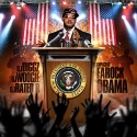 Un Pacino - Farock Obama mixtape cover art