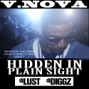V-Nova - Hidden In Plain Sight mixtape cover art