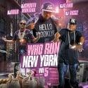 We Run NY 5 mixtape cover art