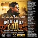 Who Runs Cali mixtape cover art