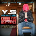 Young Sleep - God Bless The North West mixtape cover art
