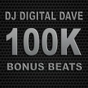100K Bonus Beats Pack mixtape cover art