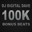 100K Bonus Beats Pack mixtape cover art