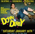 Live From Down & Derby mixtape cover art
