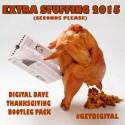Thanksgiving Bootleg Pack mixtape cover art