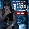 Ya Boy - The Fix 2 mixtape cover art