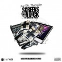 Screens On Lock (4th Quarter Press) mixtape cover art