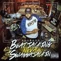 Sace - Beat Jackin Neva Swagga Jackin mixtape cover art