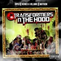 FKi - Transformers N The Hood mixtape cover art