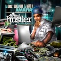 A-Mafia - Digital Hustler mixtape cover art