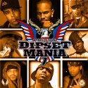 Dipset Mania 7 (Hosted By A-Million) mixtape cover art