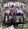 Dipset Radio, Vol. 2 mixtape cover art