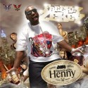 Freekey Zekey - Blame It On The Henny  mixtape cover art