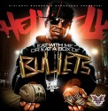 Hell Rell - Eat With Me Or Eat A Box Of Bullets mixtape cover art