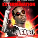 Hell Rell - The Extermination (Return To The Grind) mixtape cover art