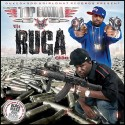 Hell Rell - Top Gunna (The Ruga Edition) mixtape cover art