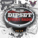 Dipset Street Radio mixtape cover art