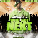 Who Got Next (Hosted by A-Million & Duke Da God) mixtape cover art