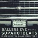 WillPower (SupaHotBeats) - Instrumental Collection mixtape cover art